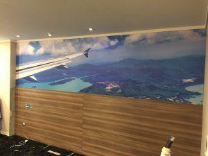 玖陽視覺 房間美化 大圖輸出 貼圖施工