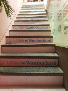 玖陽視覺 商家樓梯貼 大圖輸出 貼圖施工