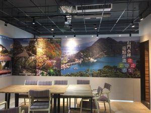 玖陽視覺 牆面美化 大圖輸出 貼圖施工