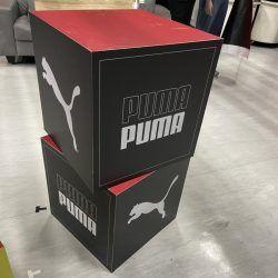 玖陽視覺 木箱美化 大圖輸出 貼圖施工